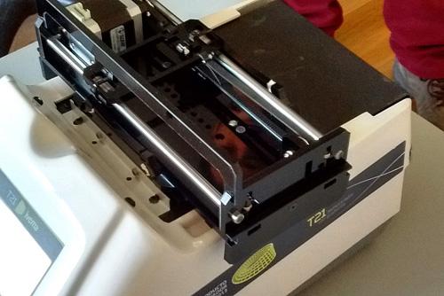 Cabeçal óptico para equipamento minipcr realtime Ivema