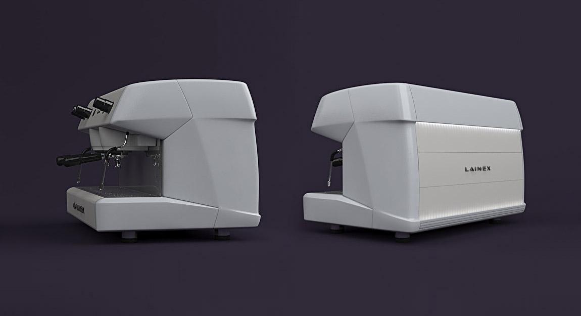 Máquinas de café expresso Lainex 90 aniverssário